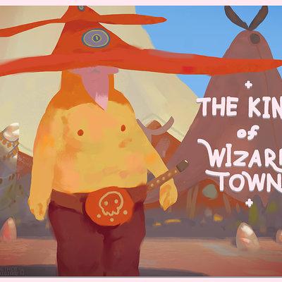 Samuel herb wizard town