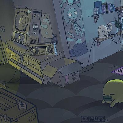 Samuel herb cram s room