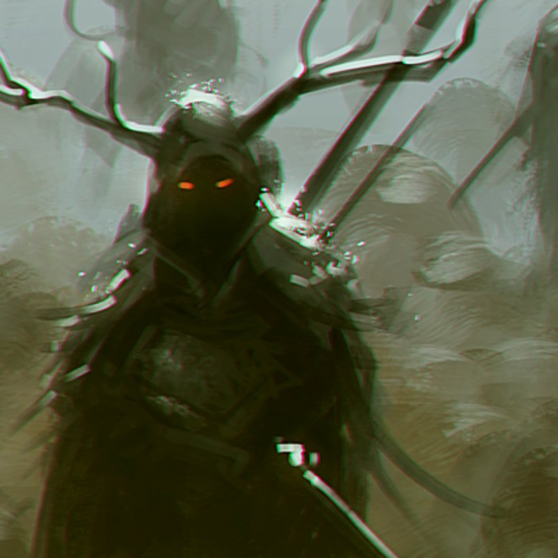 Daily Spitpaint: Pack Hunting
