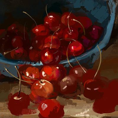 Kobe sek lunchtimestudy cherry