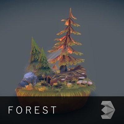Dries deryckere forest