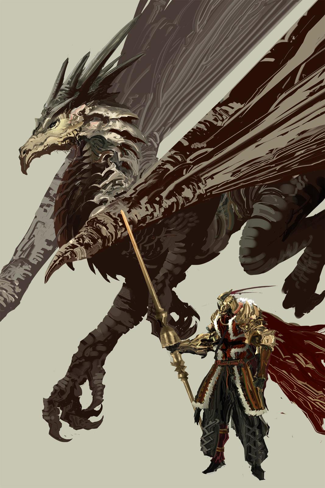 Substrata : Dragon Rider