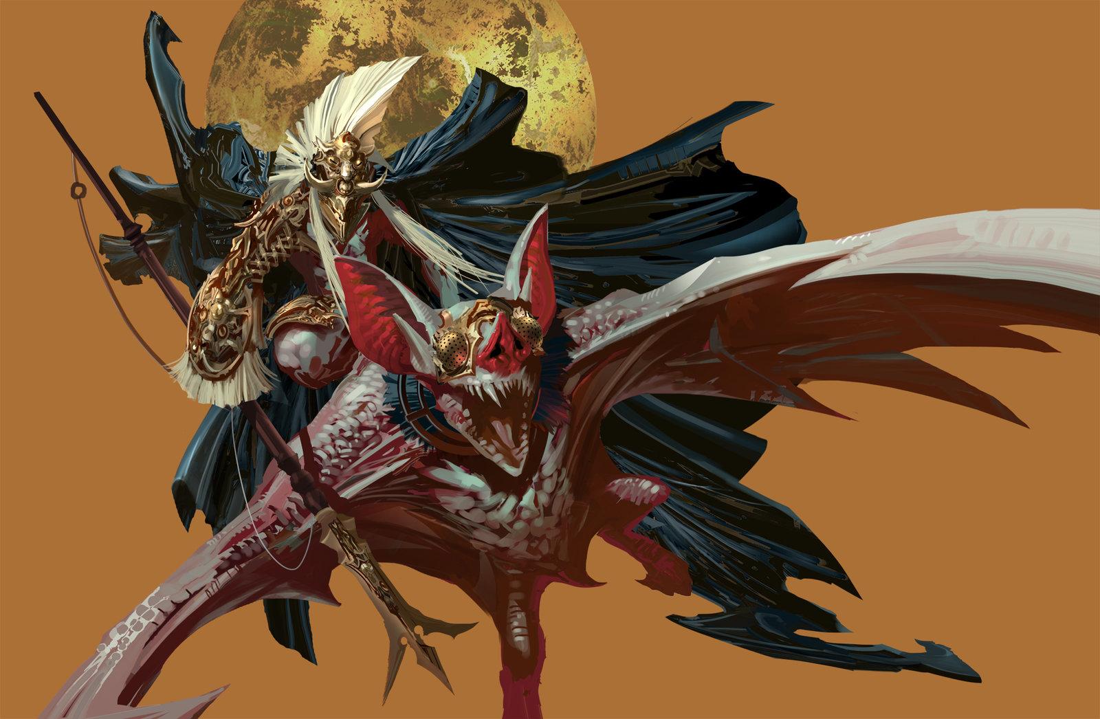Substrata : Bat Rider
