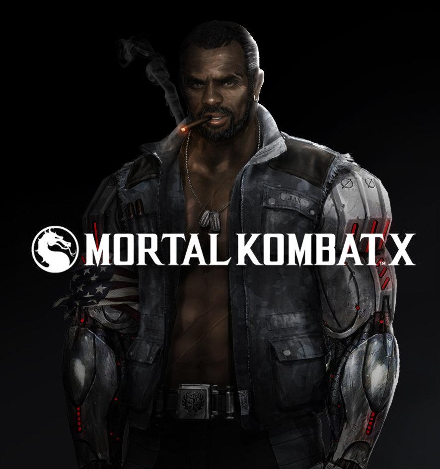 Mortal Kombat X Jax