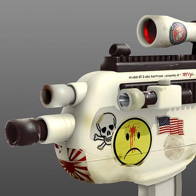 Konstantin vohwinkel hardcover plastic gun 2 web