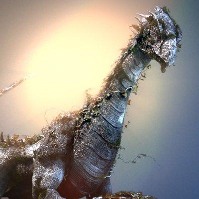 Adrien lambert dragon