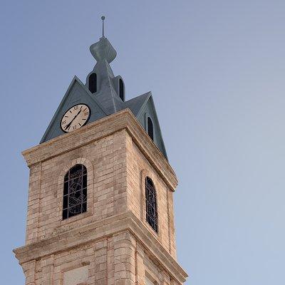 Raz freedman jaffa clock tower 1080p