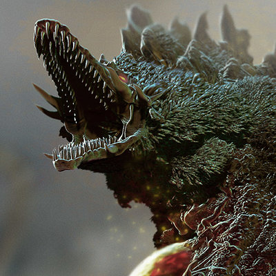 Dope pope zbiollante newrender by dopepope