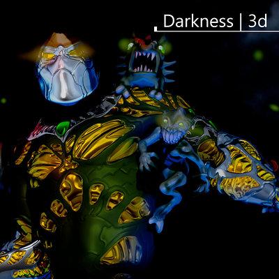 Janderson bittencourt dos santos darkness