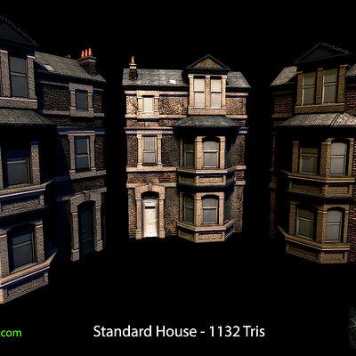 Fabien cazenabe standard house