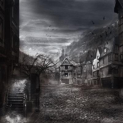 Fabien cazenabe town concept 01