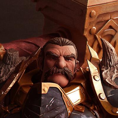 Jose rodriguez heavy knight