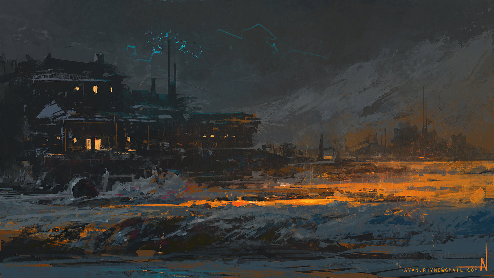 Lava Factory