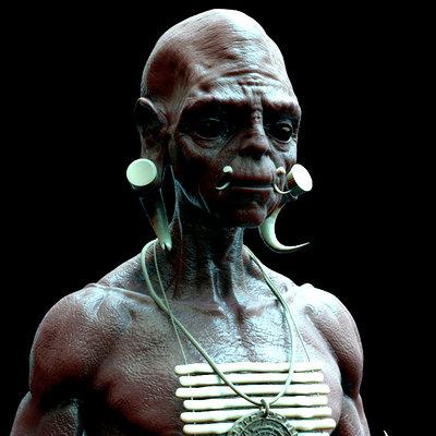 Andre ferwerda alien