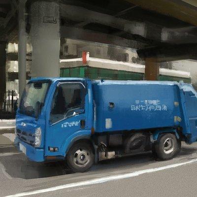 Adrien girod japan study truck