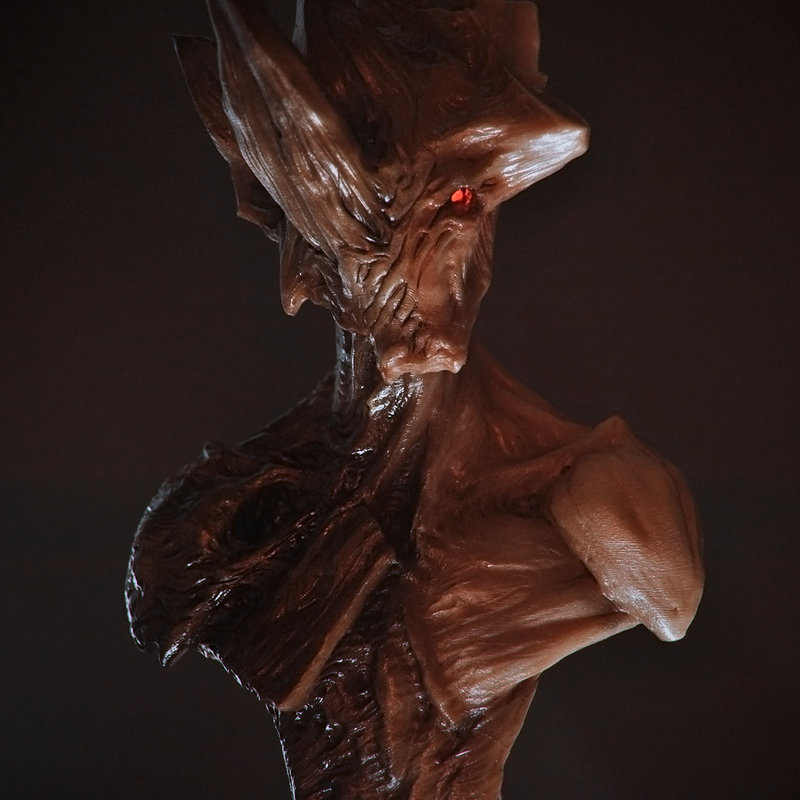 Wood Demon