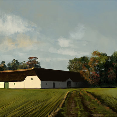 Andreas bech the farm