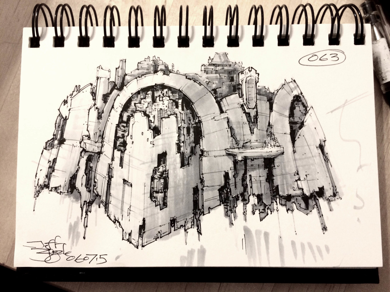SpaceshipADay 063