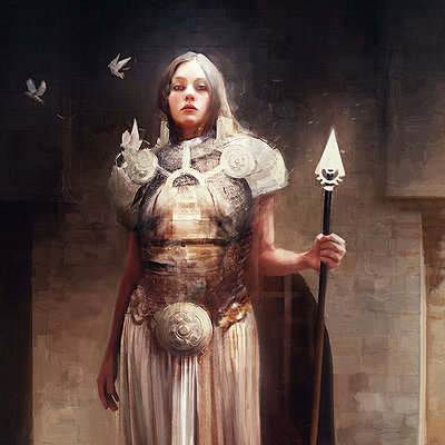 Bastien lecouffe deharme sentinel of the eternal watch detail