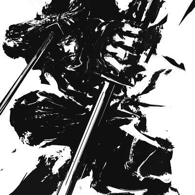 Deryl braun samurai spirit 2
