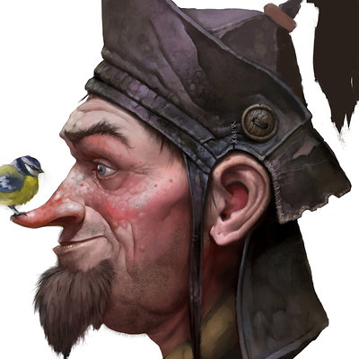 Mike mccarthy face texture test 3