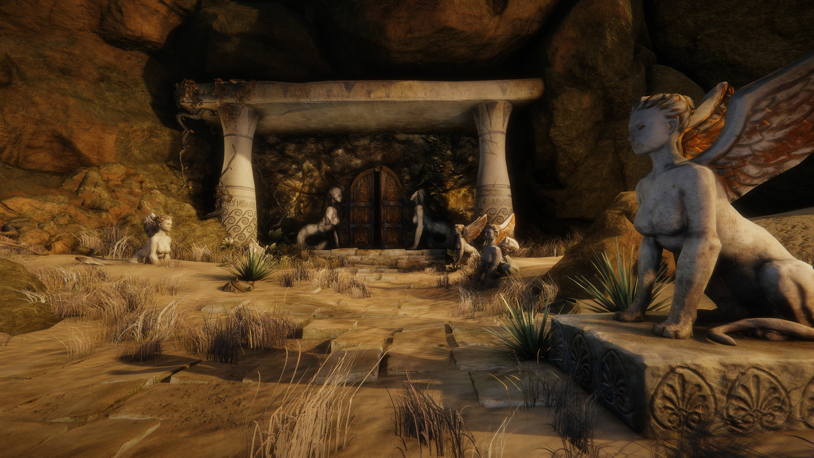 Student Work - Water Temple