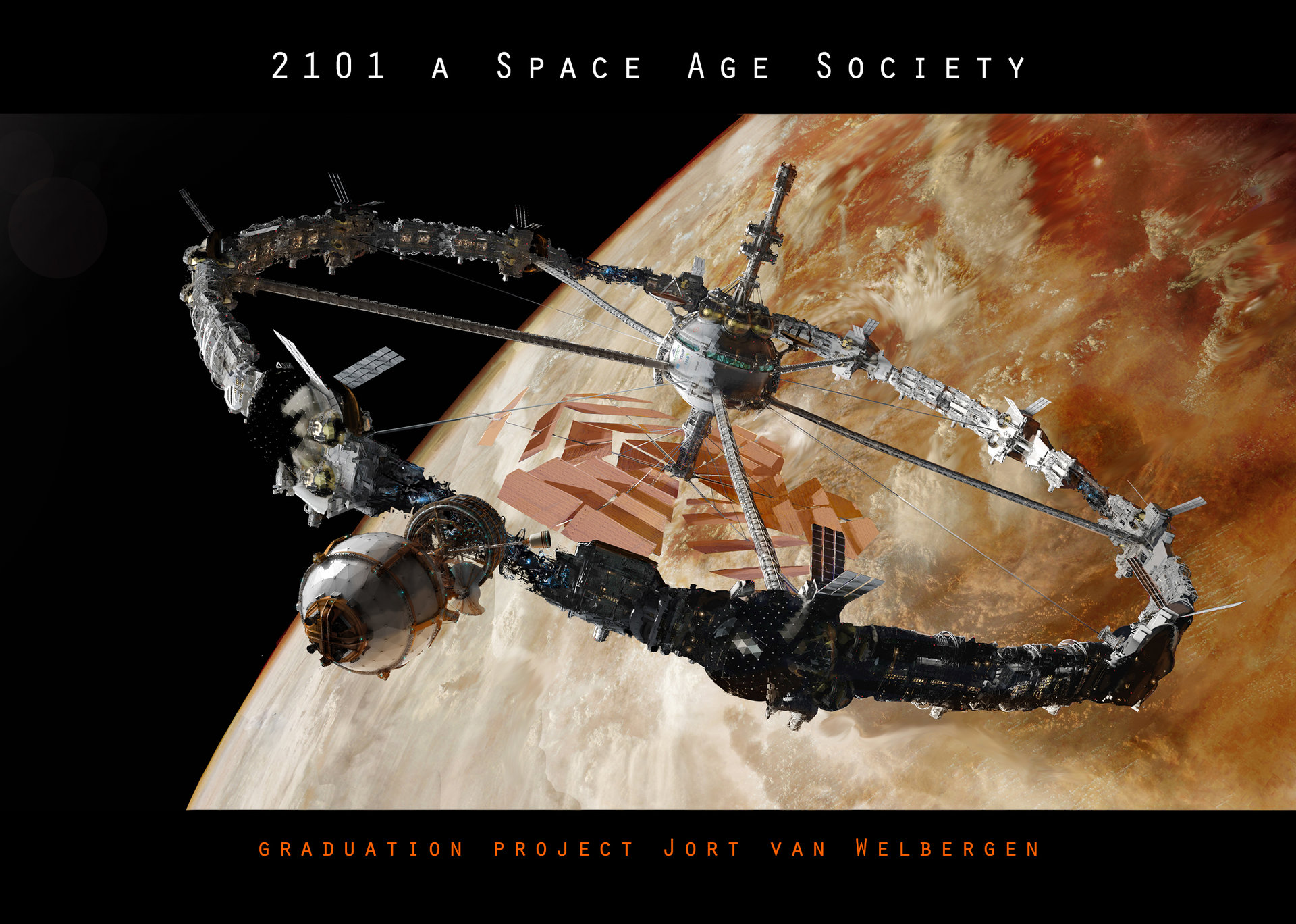2101 a space age society flyer