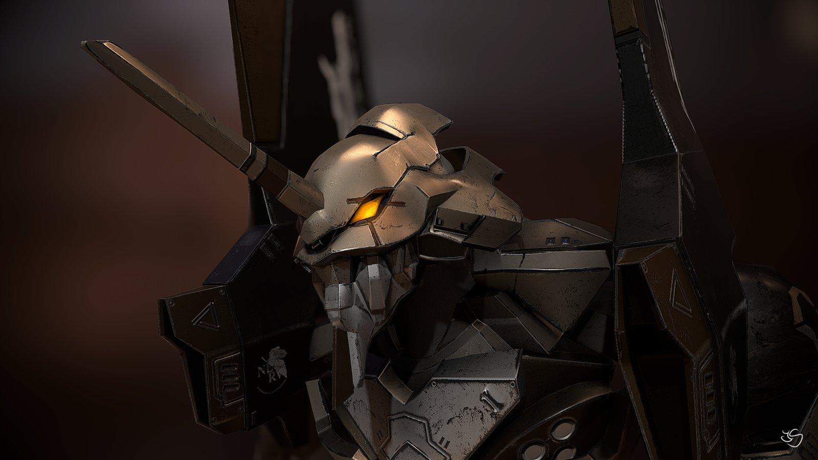 Evangelion Unit-01