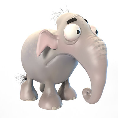 Shane olson elephant