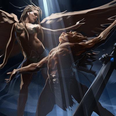 Sviatoslav gerasimchuk angel v4