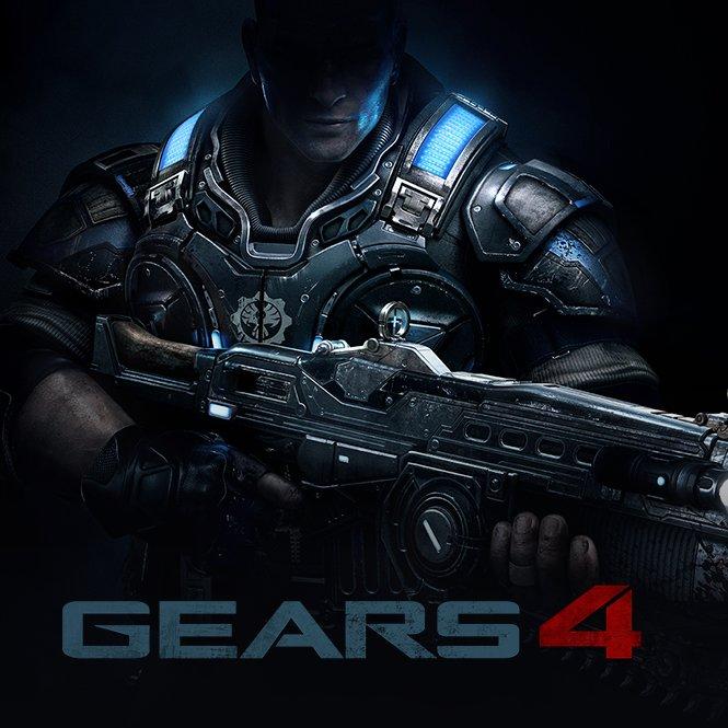 Gears 4: E3 Promotional Renders
