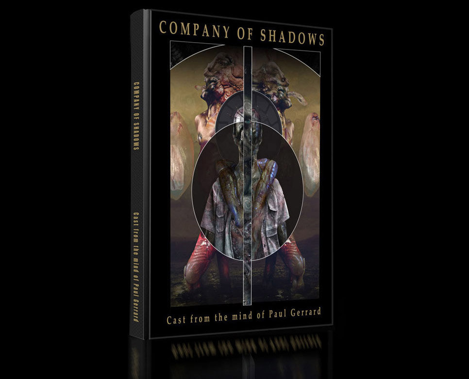 COMPANY OF SHADOWS  : DEBUT ART BOOK!