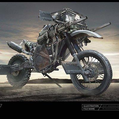 Victor martinez 000 resistancevehicles sht 1 armoredmotorcycle v01 vm 140131