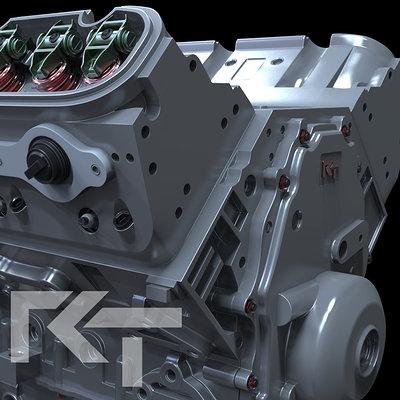 Alex tsekot engine assembly project thumb