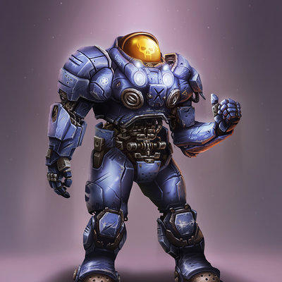 David puerta altes space marine2