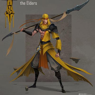Muyoung kim elder character final mu