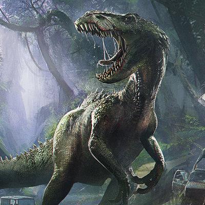 Roland sanchez ferociousaurus rex