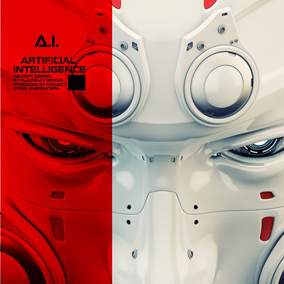 Vladislav ociacia artificial intelligence robotic headddddddd 2