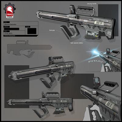 Kris thaler plasmabazooka1c