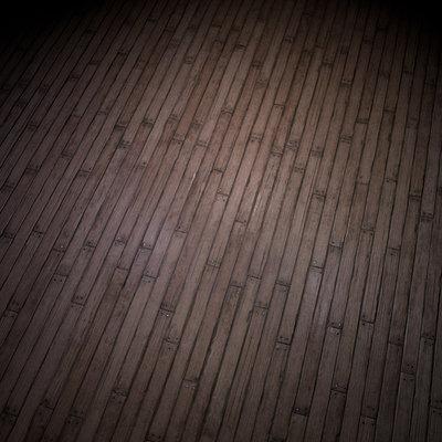Anthony carmona nailed planks flat