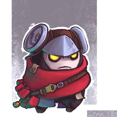Domen kozelj frogboy concept