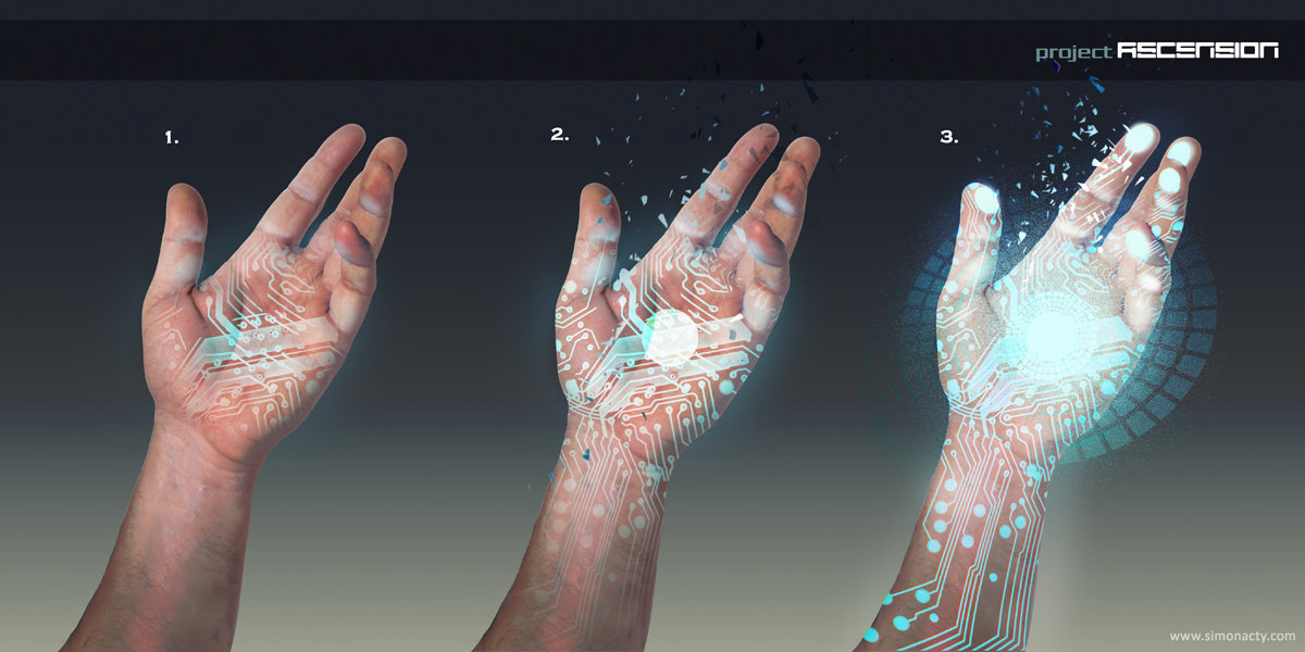 Interface Hand