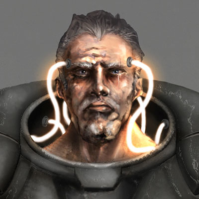 Diego peinador cyborg
