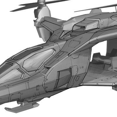 Isaac hannaford ih falcon detail01