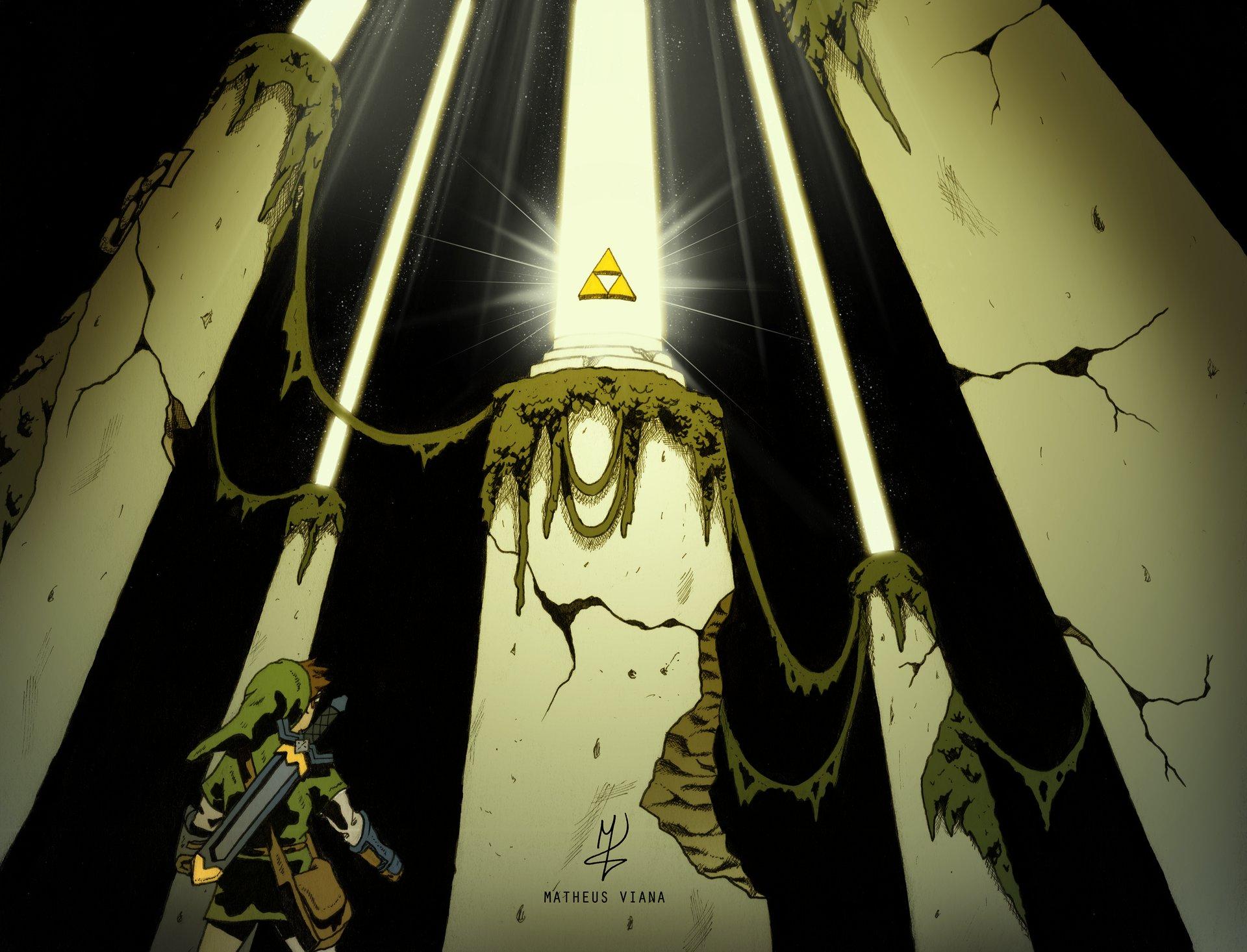 Fan Art - The Legend of Zelda