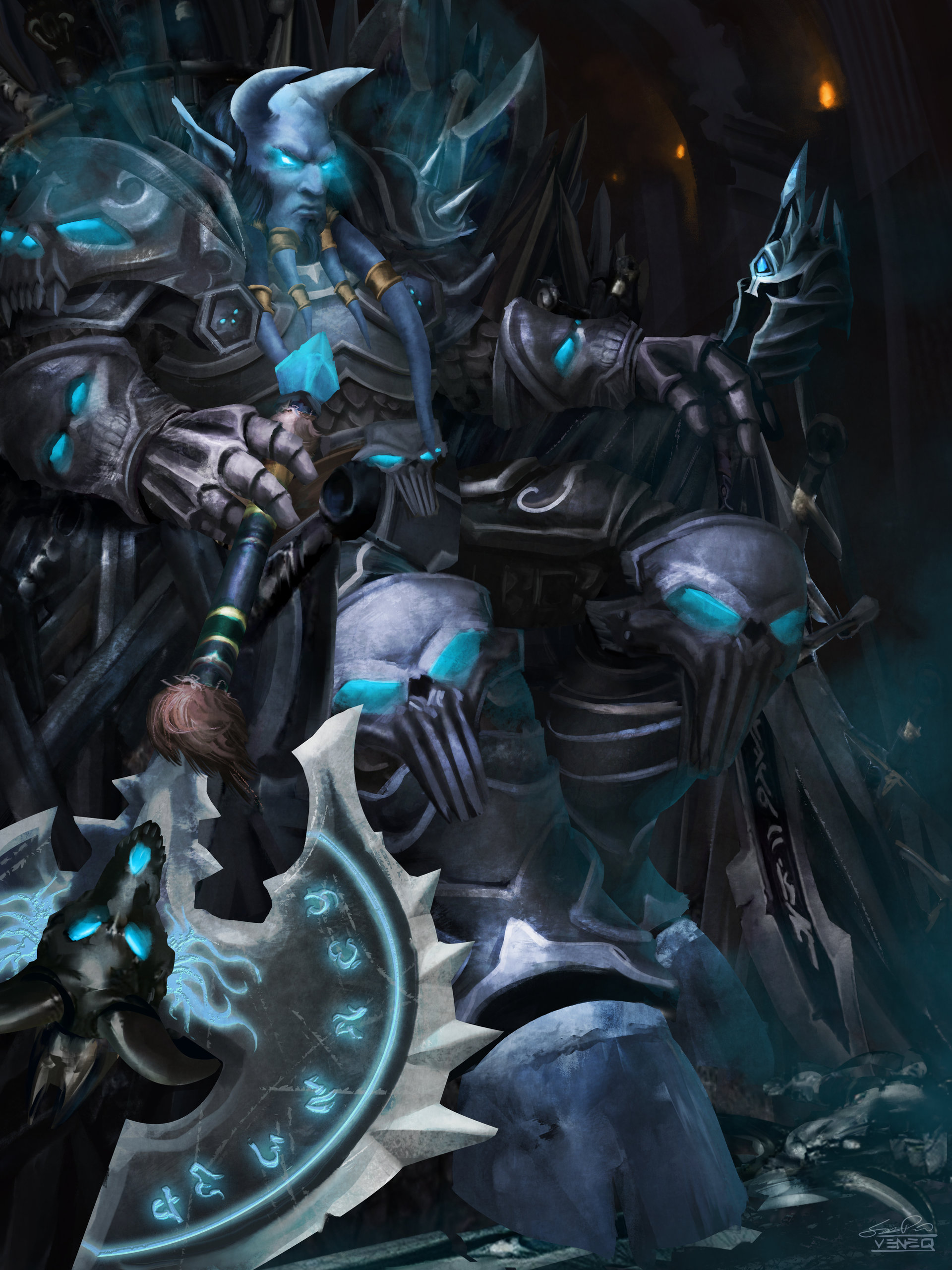 how to get a death knight wow
