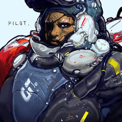Shinku kim pilot001