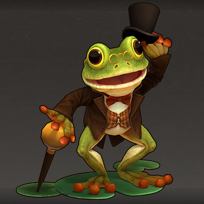 Alina ivanchenko mr frog th