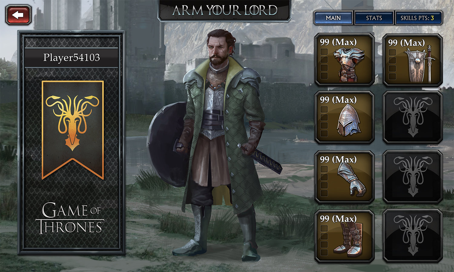 Game Of Thrones On Mobile