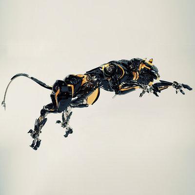 Vladislav ociacia robotic panther thumb